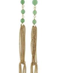 Rosantica By Michela Panero - Green Padova Sunstone Necklace - Lyst
