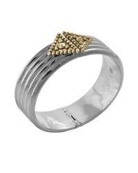 House of Harlow 1960   Metallic Central Highlands Reflection Cuff   Lyst