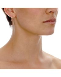 Dinny Hall - Metallic Pyramid Earrings - Lyst