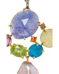 Sharon Khazzam | Multicolor Ellie Earrings | Lyst