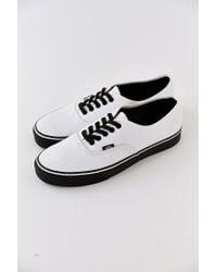 Vans Gray Black Sole