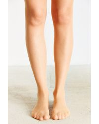 Urban Outfitters | Natural Classic Back Seam Tight | Lyst