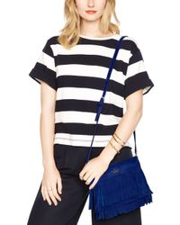 kate spade new york | Blue Sycamore Run Cristi | Lyst