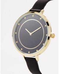 ALDO - Black Gresia Watch - Lyst
