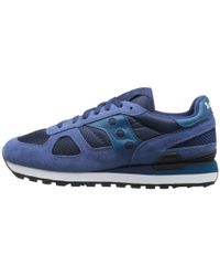 Saucony | Blue Low-tops & Trainers for Men | Lyst