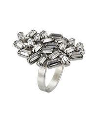 DANNIJO - Metallic Opal Ring - Lyst
