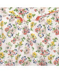Stella McCartney - Multicolor Honeysuckle Floral Dress - Lyst