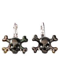 Vivienne Westwood | Black 'phoenix' Earrings | Lyst
