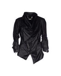 Mariagrazia Panizzi - Black Jacket - Lyst