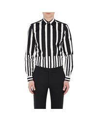 Paul Smith - White Men's Piano Keys-print Shirt for Men - Lyst