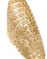Venyx | Metallic 'lady Gator' Ring | Lyst