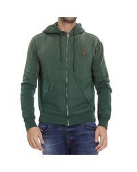Polo Ralph Lauren | Green Sweater for Men | Lyst