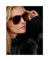 Pink Pony - Red Ricky Tartan Sunglasses for Men - Lyst
