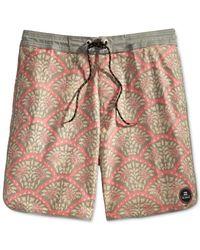 Billabong | Natural Layback Pack Lo Tides Boardshort for Men | Lyst