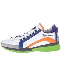 DSquared² | Multicolor 551 Sneaker for Men | Lyst
