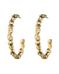 Alexis Bittar - Metallic Dark Phoenix Crystal Encrusted Rocky Hoop You Might Also Like - Lyst