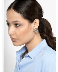 BaubleBar - Metallic Heli Ear Jackets - Lyst