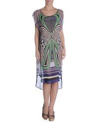 Clover Canyon | Green Beach Dress | Lyst