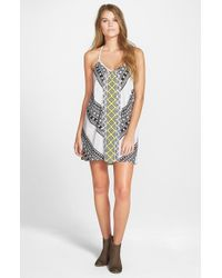 Rip Curl - White 'Gypsy Road' Cover-Up - Lyst