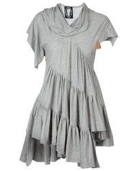 Bernhard Willhelm - Gray Ladi T-shirt - Lyst