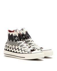 Converse | Black Chuck Taylor All Star High Sneakers | Lyst