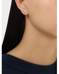 Sophie Bille Brahe | Metallic Crescent Moon Ear Cuff | Lyst