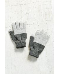 Urban Outfitters | Gray Texting Glove | Lyst