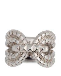 Lara Bohinc | Metallic Gagarin Sterling Silver Ring | Lyst