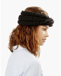 Wool And The Gang | Black Trophy Headbands | Lyst