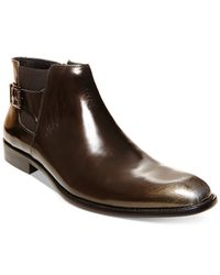 Steve Madden | Black Jarule By Prestije Boot for Men | Lyst