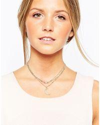 Eyland | Metallic Gold Plated Cora Earrings | Lyst