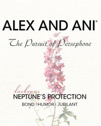 ALEX AND ANI - Metallic Neptune's Protection Larkspur Expandable Wire Bangle - Lyst