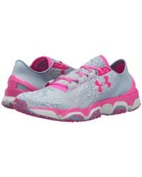 Under Armour | Pink Ua Speedform™ Xc | Lyst