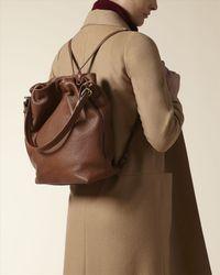 Jaeger - Brown Penhurst Backpack - Lyst