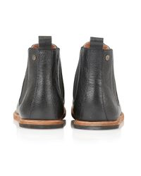 Frank Wright | Brown Burns Mens Lace-up Boots for Men | Lyst
