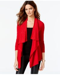 INC International Concepts - Red Only At Macy's - Lyst