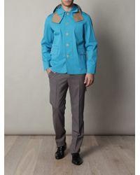 Jonathan Saunders | Blue Wittington Jacket for Men | Lyst