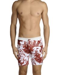 Colmar | Red Swimming Trunk for Men | Lyst