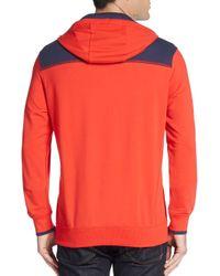 PUMA | Blue Graphic Sweatshirt for Men | Lyst