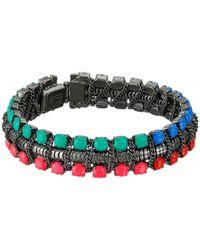DANNIJO | Multicolor Giulia Bracelet | Lyst