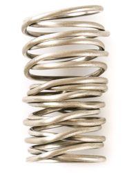 Kelly Wearstler | Metallic 'rebound' Ring | Lyst