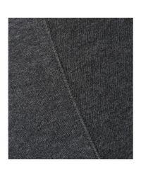 Rag & Bone - Gray Cotton Top - Lyst
