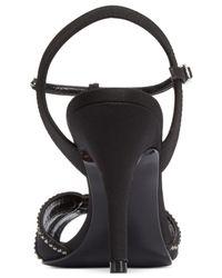 Caparros | Black Whistler Evening Sandals | Lyst