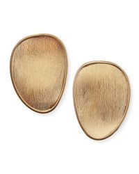Marco Bicego | Metallic 18k Gold Stud Earrings | Lyst