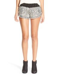 Rip Curl | Gray 'moon River' Shorts | Lyst