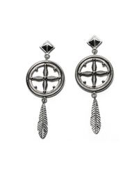 Pamela Love | Metallic Sueño Earrings | Lyst