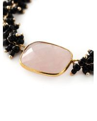 Isabel Marant - Black 'marcielo' Necklace - Lyst