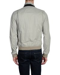 CoSTUME NATIONAL - Gray Jacket for Men - Lyst