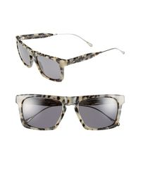 Oliver Peoples | Gray 'san Luis' 53mm Polarized Sunglasses for Men | Lyst
