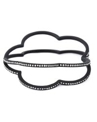 Marc By Marc Jacobs | Black 'daisy' Bracelet | Lyst